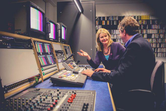 Broadcast Skills training