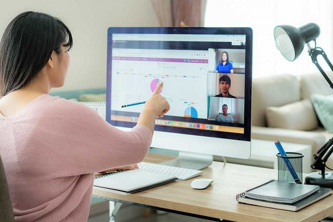 Online Meeting Netiquette