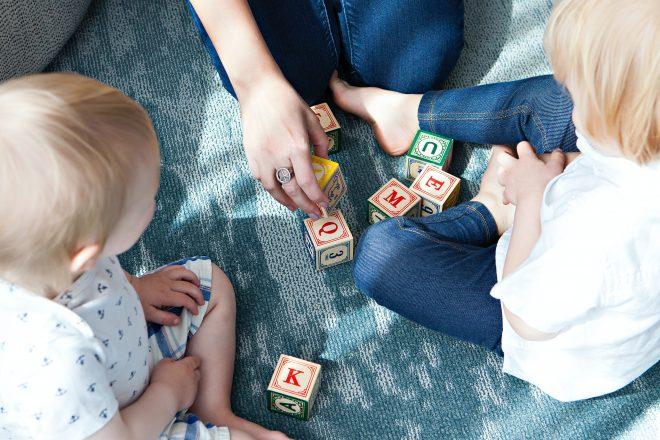 Children nursery social media training